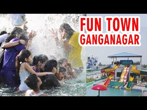 Fun Town Water Park Sri Ganganagar
