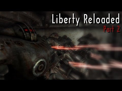 FNV Mods: Liberty Reloaded & The Canyons Have Eyes - 2