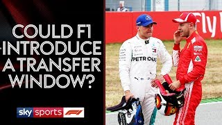 What would happen if Formula 1 had a Transfer Window?
