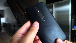 مقطع فيديو يستعرض لنا الجيل الثالث من الهاتف Moto G
