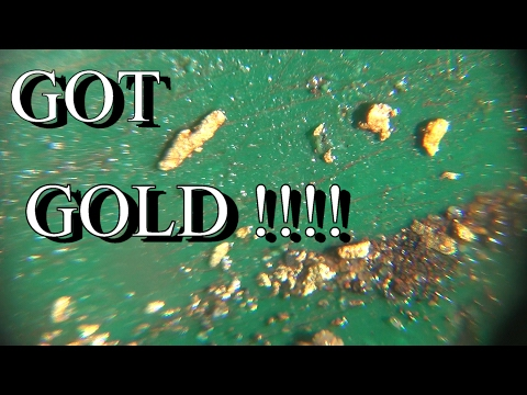 GOT GOLD !!!! From Death Valley. ask Jeff Willliams