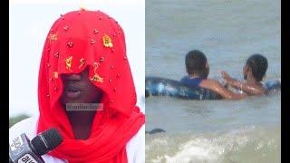 BEACH BOY WANAVYOBAKA WAREMBO COCO BEACH, BINTI ALIVYONUSURIKA BAHARINI