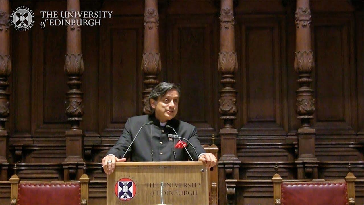 Download Dr Shashi Tharoor - Looking Back at the British Raj in India