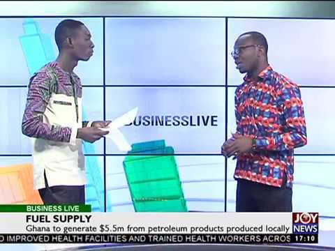 Fuel Supply - Business Live on Joy News (6-1-17)