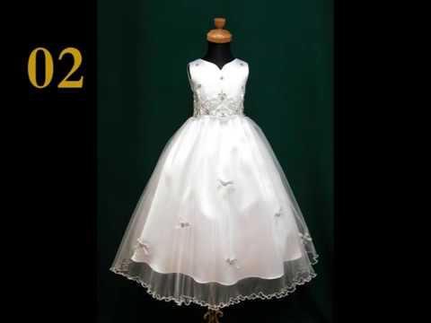 Six Hottest First Communion Dresses 2017