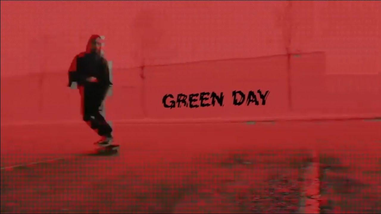 Green Day - Pollyanna (Widescreen Lyric Video)
