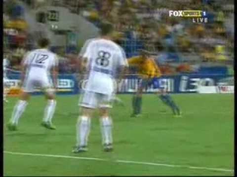 Gold Coast United VS Melbourne Victory - Goal - 29jan10