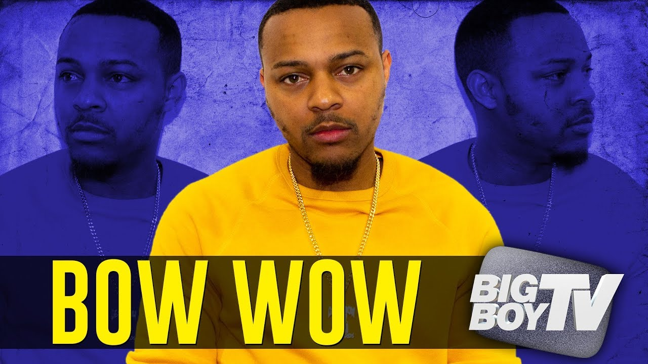 Download Bow Wow on Being Changed by Jail, Confessions 2, Death Row + A Lot More!
