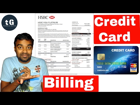 Credit Card Billing Cycle