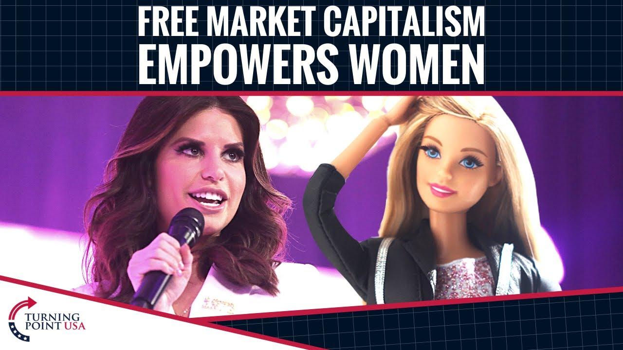 Free Market Capitalism Empowers Women