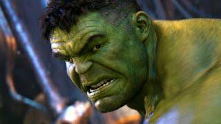 Hulk vs Loki -