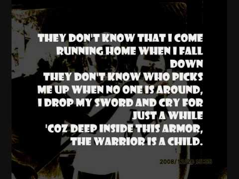 Warrior is a child Lyrics