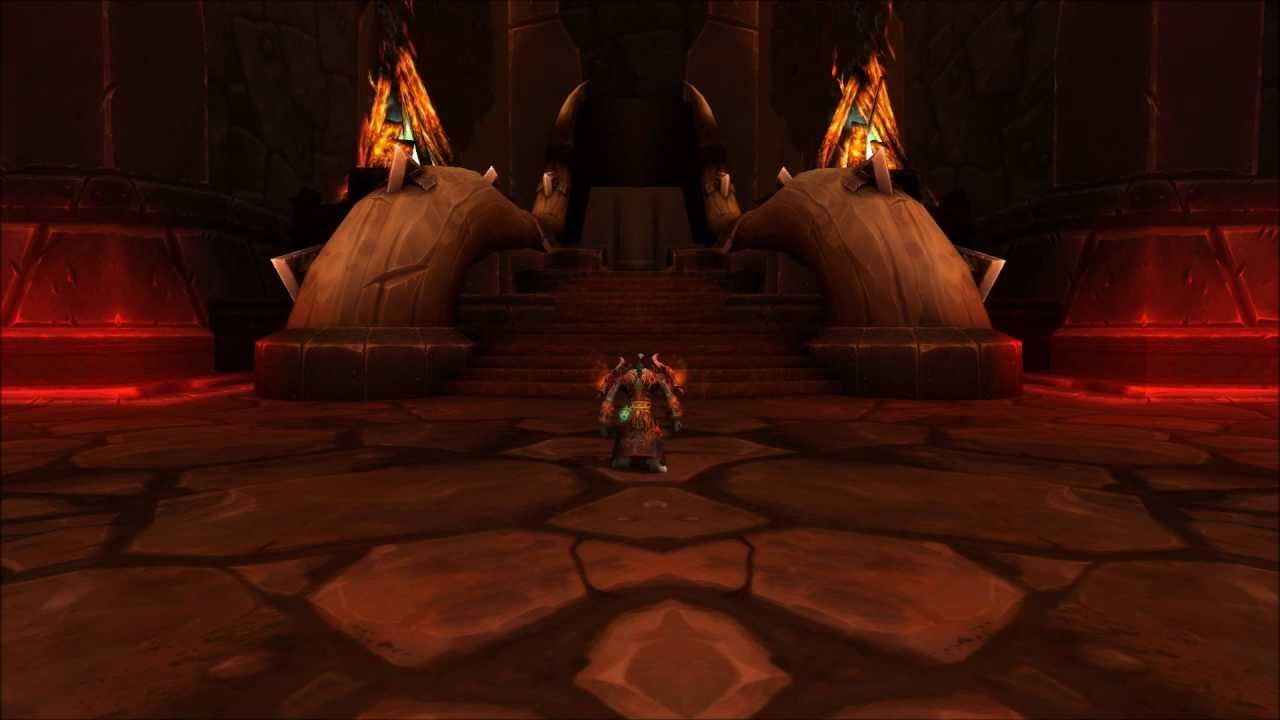 Siege of orgrimmar preview garrosh 39 s throne room wow for Wow portent 5 4