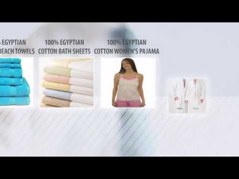 High thread count sheets & Egyptian cotton sheets
