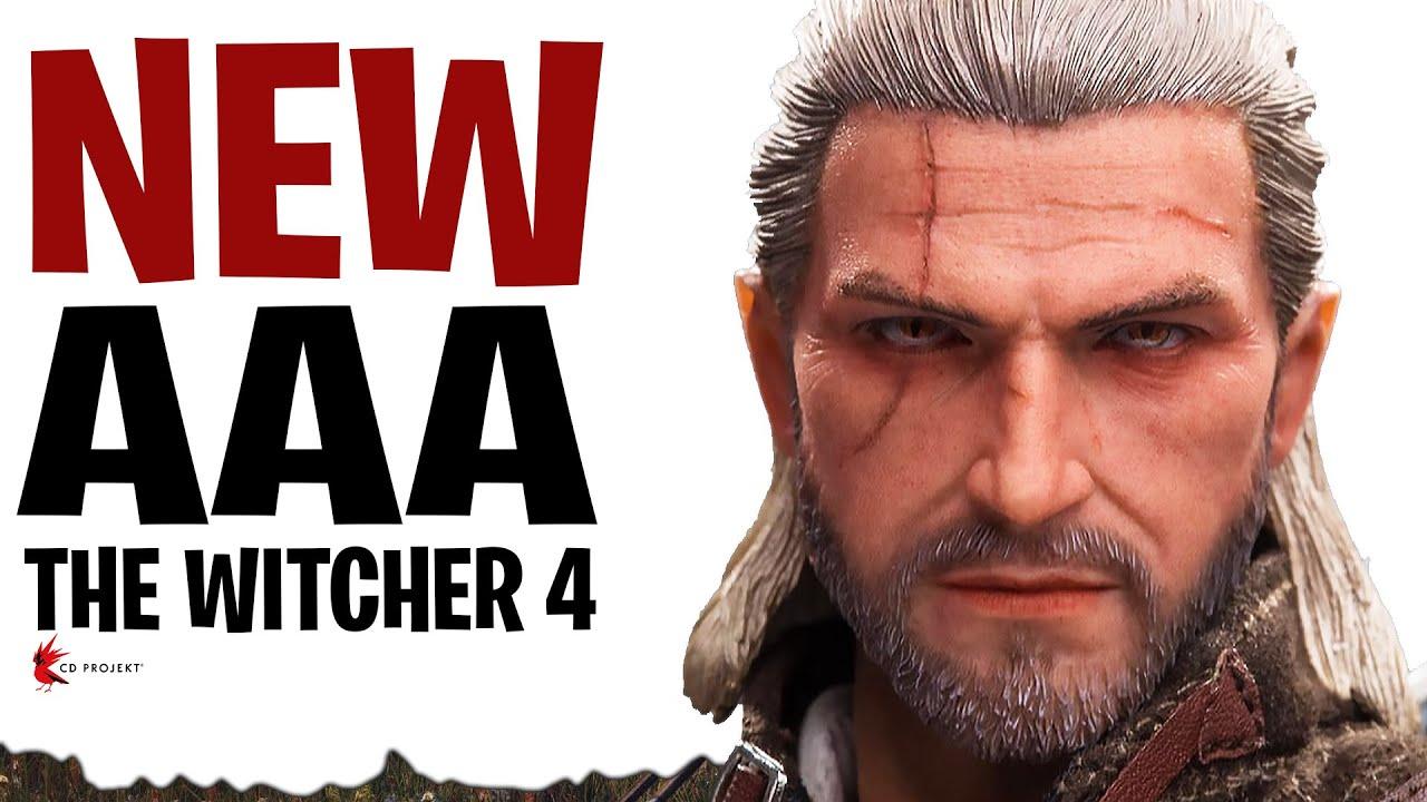 CD Projekt Red - NEW AAA RPG RELEASING After Cyberpunk 2077 thumbnail