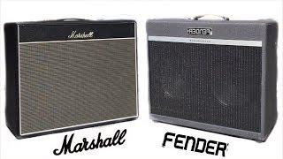 Bassbreaker Vs Bluesbreaker - Fender Vs Marshall
