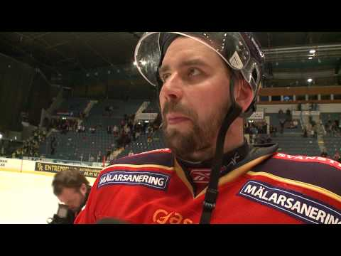 Nichlas Falk efter final 6