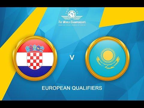 CS:GO - Croatia vs. Kazakhstan[Cache - Map 3] - The World Championships 2016