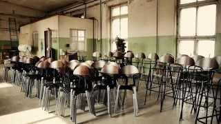 Промышленное производство металлических стульев(, 2015-09-17T15:32:43.000Z)