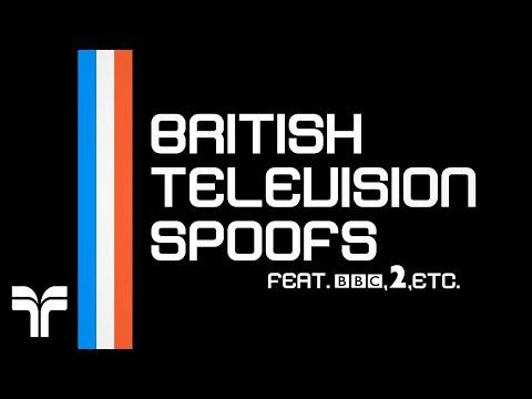 British Television Spoofs