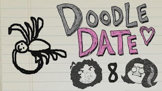 Doodle Date: Trouble in Paradise - PART 8 - Game Grumps