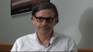 Jan-Werner Müller, a Princeton Egyetem politológia-professzora