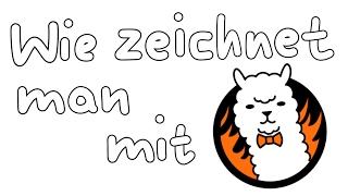 FireAlpaca Tutorial - (Deutsch/German)