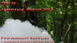 Outer Heaven Mercenaries: Finding Steve pt 2/2 at Pro Airsoft Supplies 1st event day 05/06/2016