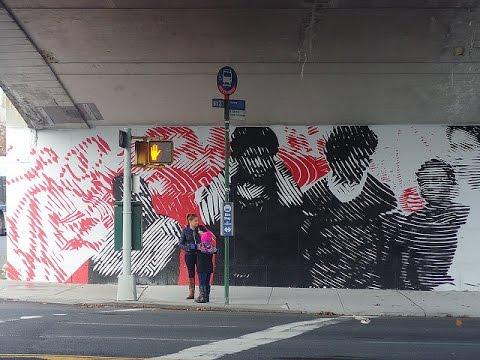 ニューヨーク動画 サウスブロンクス編① / South Bronx