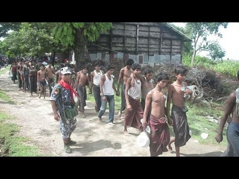 Myanmar says majority of 700 migrants found on boat are Banglade
