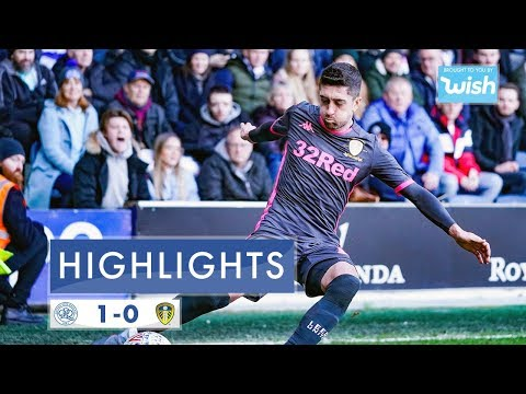 Highlights   Queens Park Rangers 1-0 Leeds United    2019/20 EFL Championship
