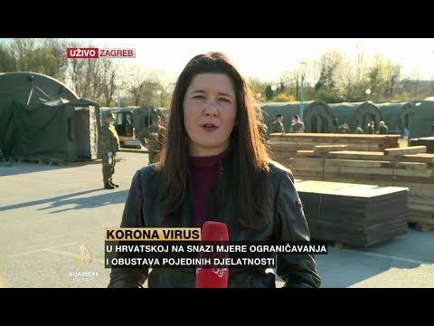 Brekalo: Virus se slobodno širi određenim dijelovima Hrvatske