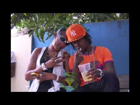 POPCAAN - MIDDLE DAY (GAZA WORLD RIDDIM) APRIL 2011