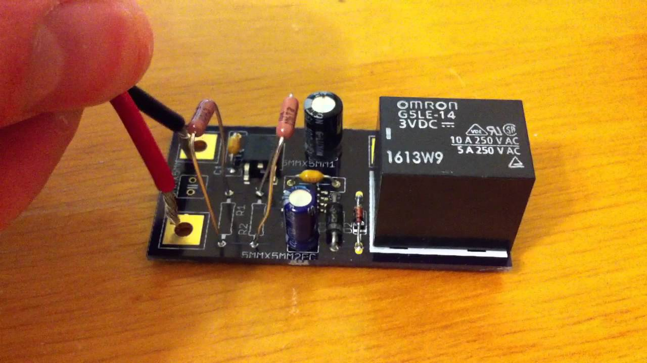 hight resolution of 555 timer relay turn signal flasher