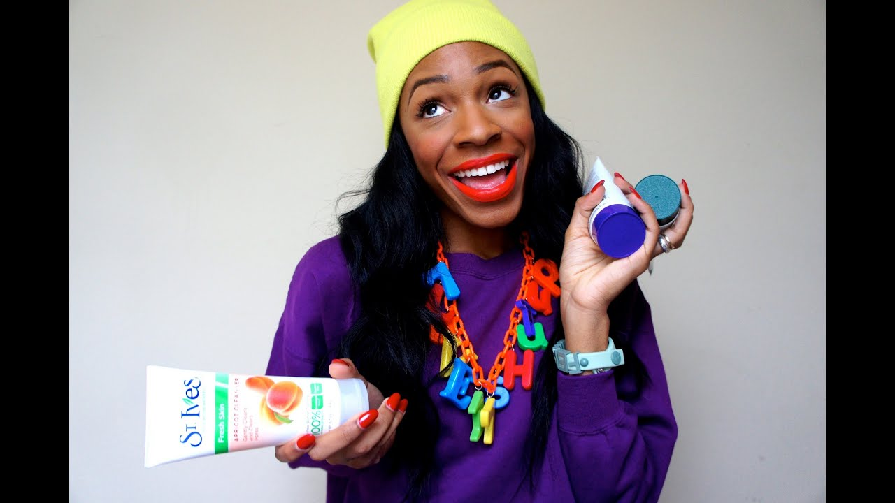 Beauty ˜� Skin Care 101: Exfoliation, Dark Spots, Pimple Popping, And More