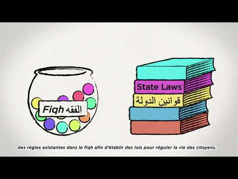 Shari'ah, Fiqh and State Laws (English, with French subtitles)