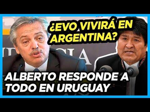 ALBERTO en Uruguay
