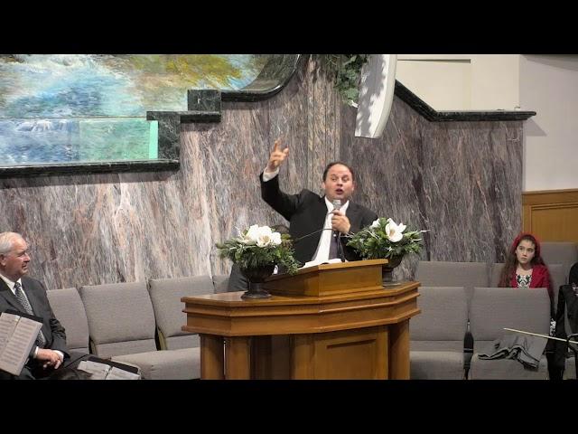 Gabriel Covaci - Rugati-va neincetat - Feb 3, 2019 - Alleluia Church, Dearborn, MI
