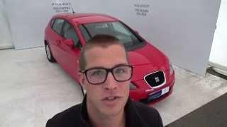 SEAT Leon 1.6 TDI105 FAP Style Copa DSG