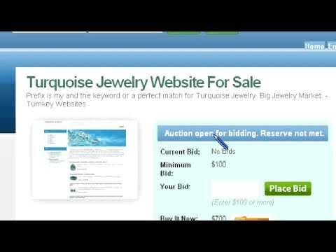 Turquoise Jewelry | Websites For Sale