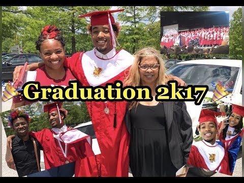 Graduation 2K17 Vlog !!