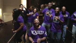 The #OptimisticChallenge - Sounds of Blackness