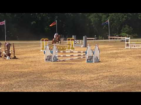Tweseldown (3) BE100plus 2018 - 10th - Holly Fletcher