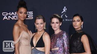 Gambar cover Kristen Stewart, Naomi Scott At 'Charlie's Angels' World Premiere