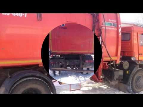 Мусоровоз КО-449-02   (2008 г.)   шасси КАМАЗ-65115