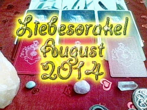 Liebesorakel August 2014