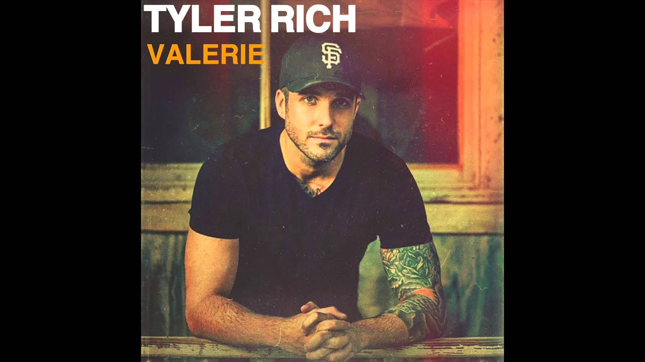 """Tyler Rich — """"Turn It Up"""" — Valerie Acoustic EP"""