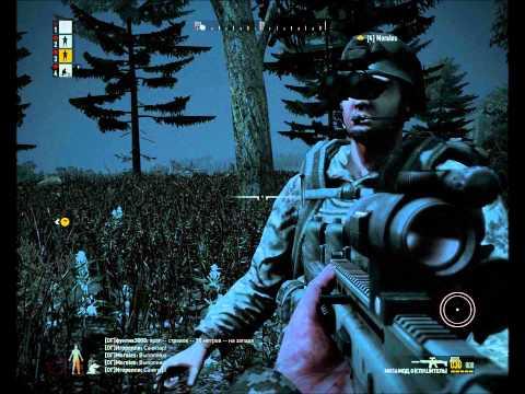 """Смотреть прохождение игры [Coop] Operation Flashpoint 2. Серия 7: """"Почти безшумно..."""""""