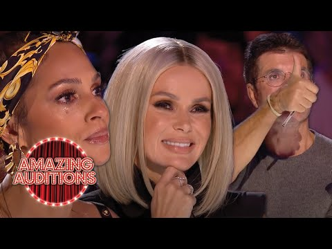 BEST Singing Auditions From Britain's Got Talent 2020 | Amazing Auditions