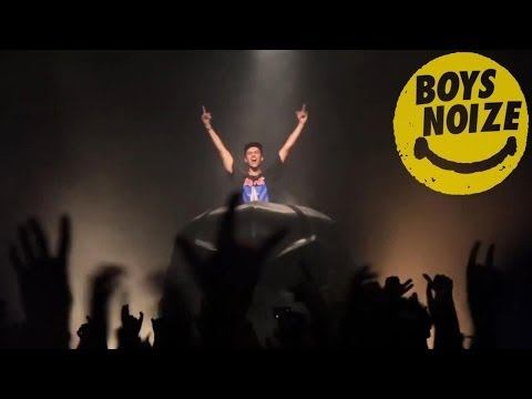 BOYS NOIZE - Live in Europe pt.1